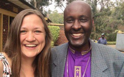 Sarah Hipp Heals Children in Rwanda