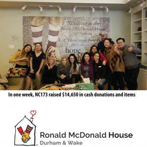 WorldLegacy Ronald McDonald House