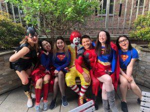 Ronald McDonald House Superhero